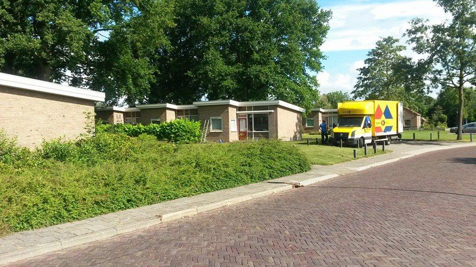 Zuidwest Friesland st. Nicolaasga 1 juli1