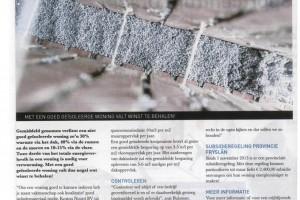 Koston Noord in Ljouwert, een nieuwe huis-aan-huiskrant in Leeuwarden