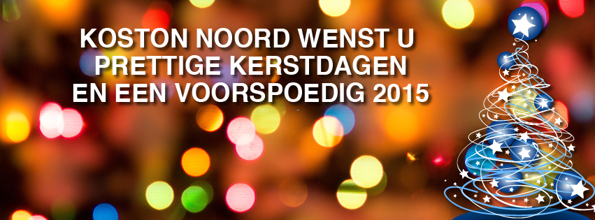 Timeline Koston Noord Kerst