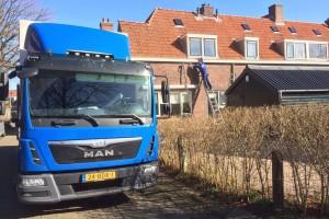 Spouwisolatie particuliere woning Leeuwarden
