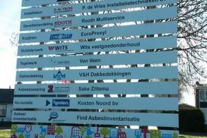 Spouwisolatie 56 woningen Easterein en Wommels